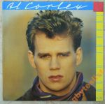 AL CORLEY Square Rooms (1984`LP)