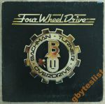 BACHMAN-TURNER OVERDRIVE Four Wheel Drive (UK`1975)
