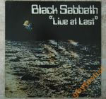 BLACK SABBATH Live at Last (UK`1980)