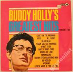 BUDDY HOLLY`S Greatest Hits Vol. 2 (UK`1970)