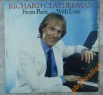 RICHARD CLAYDERMAN From Paris With Love (USA`1985)