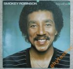 SMOKEY ROBINSON Being with You (UK`1981)