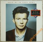 RICK ASTLEY Hold Me In Your Arms (1988)