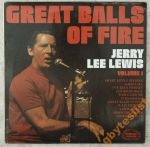 JERRY LEE LEWIS Great Balls Of Fire (UK`1974)