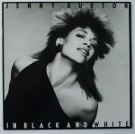 JENNY BURTON In Black And White (1983`LP)